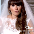 """""""Charlène et Florian se sont mariés dans """"Mariés au premier regard"""" sur M6. Le 13 novembre 2017."""""""