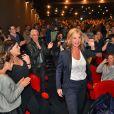 """Exclusif - Michèle Laroque - Présentation du film de M. Laroque """"Brillantissime"""" en avant-première à Nice aux Pathé Cinémas, le 10 novembre 2017. © Bruno Bebert/Bestimage No web/No blog pour Belgique/Suisse"""