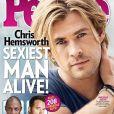 Chris Hemsworth est l'homme le plus sexy de 2014