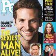 Bradley Cooper est l'homme le plus sexy de 2011