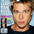 Brad Pitt est l'homme le plus sexy de l'année 2000