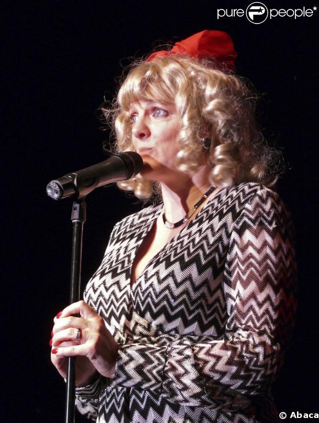 Alison Arngrim sur scène