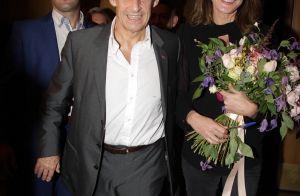 Carla Bruni et ses enfants :