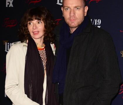 Ewan McGregor amoureux de Mary Elizabeth Winstead : Sa femme Eve sort du silence