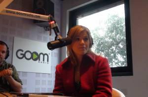 Histoires de coeur, Katy Perry... : quand la bombe US Kelly Clarkson vient en France, elle dit tout à Goom Radio ! Ecoutez et regardez !