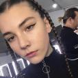"""""""Photo de Vlada Dzyuba, 14 ans, morte à Shanghaï d'une méningite et d'""""épuisement total""""."""""""