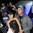 Rihanna et Chris Brown, fusionnels