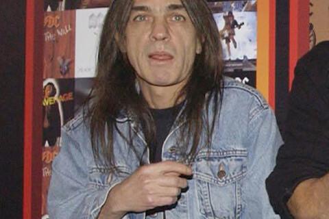 Mort de Malcolm Young (AC/DC), trois semaines après son frère George