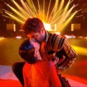 DALS 8 – Agustin Galiana, son baiser polémique à Candice : Il s'explique