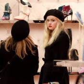 "Reese Witherspoon et Ava: Shopping à Paris pendant que Ryan Philippe se ""bat""..."