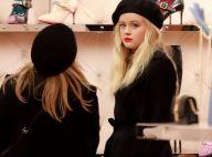 """Reese Witherspoon et Ava: Shopping à Paris pendant que Ryan Philippe se """"bat""""..."""
