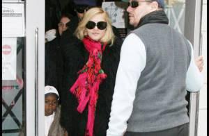 Enquête : Madonna et Jésus, amants ou amis... ? Un gros coup de pub plutôt ?