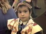 Kim Kardashian : Adorable à 5 ans, encouragée par son défunt père