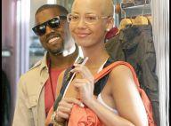Kanye West, sa nouvelle compagne l'a déjà... bien dans la peau, regardez !
