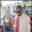 """""""Kanye West et sa compagne Amber ont """"shoppé"""" hier à Hollywood"""""""