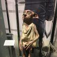 Visite des studios Warner Bros de Los Angeles, le 25 novembre 2017. Ici Dobby, personnage de Harry Potter. Voyage Miss France 2018.