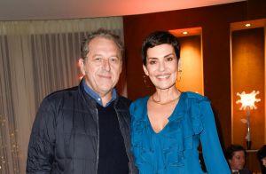 Cristina Cordula et Marilou Berry avec leurs amoureux : Soirée intime et joyeuse