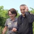 Elie Semoun visite le vignoble de l'Inniskillin dans l'épisode 2 de sa découverte de l'Ontario avec Canada Diem.