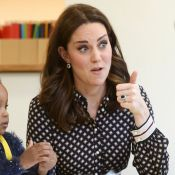 Kate Middleton, enceinte : En mission, sa réaction aux fiançailles d'Harry