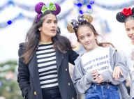 Salma Hayek : Virée féérique à Disneyland avec Valentina, déjà 10 ans