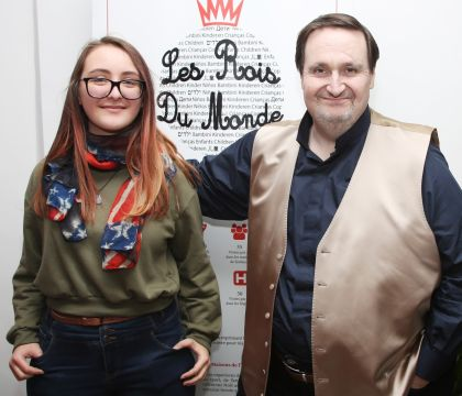 Philippe Conticini (Le Meilleur Pâtissier) : Sa fille Chiara a un énorme talent