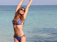 Elizabeth Hurley, 52 ans, divine en maillot aux Maldives