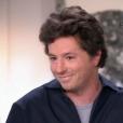 Jean Imbert dans l'émission Thé ou Café de Catherine Ceylac le 2 décembre 2017 sur France 2.