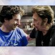 Jean Imbert évoque Johnny et Laeticia Hallyday avec beaucoup de pudeur et d'affection dans l'émission Thé ou Café de Catherine Ceylac le 2 décembre 2017 sur France 2.