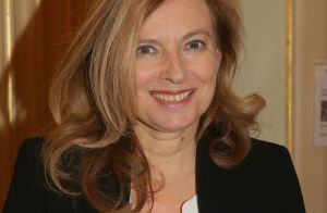 Valérie Trierweiler aux premières loges du concert de Carla Bruni :