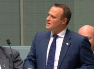 Tim Wilson : Le député australien demande son chéri en mariage en plein discours