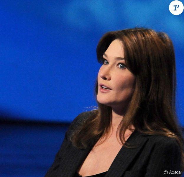 Carla Bruni-Sarkozy pourrait apporter un soutien moral à Florence Cassez