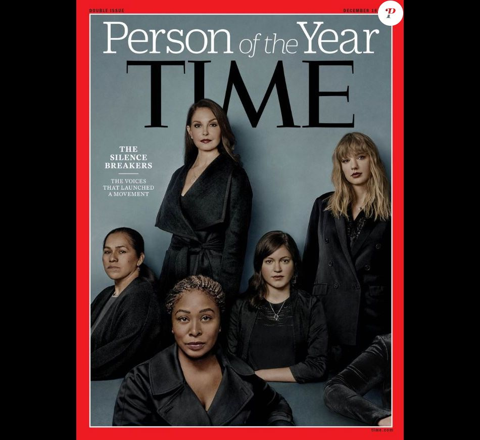 Time, Person of the Year, décembre 2017