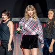 Taylor Swift - Concert Poptopia au SAP Center à San Jose en Californie, le 2 décembre 2017 © Daniel DeSlover via Zuma/Bestimage