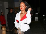 Rihanna s'est-elle fiancée ? Le joli diamant à son annulaire qui intrigue...