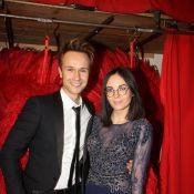 Agathe Auproux sensuelle et en transparence au Moulin-Rouge