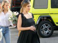 Jessica Alba, sur le point d'accoucher : Baby shower chic et parisienne à LA