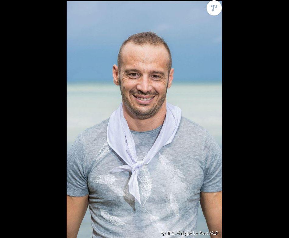 "Frédéric, candidat de ""Koh-Lanta Cambodge"", TF1"