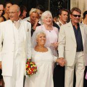Mimie Mathy : Son vibrant hommage à Johnny Hallyday, témoin à son mariage
