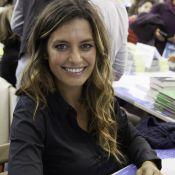 Laetitia Miliot enceinte : Malaise en séance de dédicaces ? Sa mise au point !