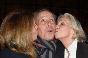 Michel Leeb en famille pour son grand retour, réuni avec son fils Tom sur scène