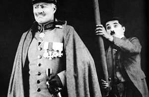 Le second fils de Charlie Chaplin est mort...