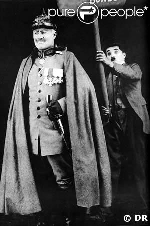 Sydney et Charlie Chaplin
