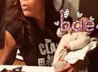 Amel Bent : Première photo de sa fille Hana
