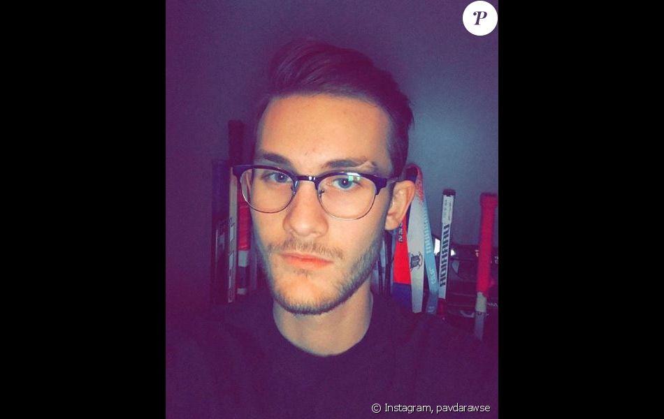 René-Charles Angélil en mode selfie sur Instagram, le 18 décembre 2017