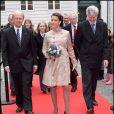 Marie de Danemark, enceinte, donne son premier discours en danois ! 05/03/09