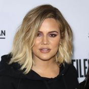 Khloé Kardashian, enceinte, officialise sa grossesse et dévoile son ventre rond