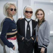 """Charlotte de Turckheim : """"Karl Lagerfeld et consorts, ça ne devrait pas exister"""""""