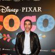 """Ary Abittan - Projection du nouveau film d'animation Pixar """"Coco"""" au Grand Rex à Paris, le 14 novembre 2017. © Coadic Guirec/Bestimage"""