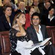 Melissa Theuriau et Jamel Debbouze