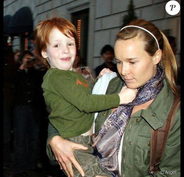 Le petit garçon de Julia Roberts, lui ressemble comme deux gouttes d'eau !